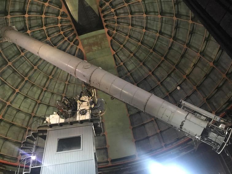 James Lick Telescope